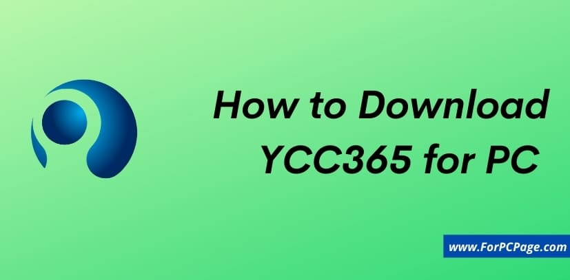 Download YCC365 Camera App for PC