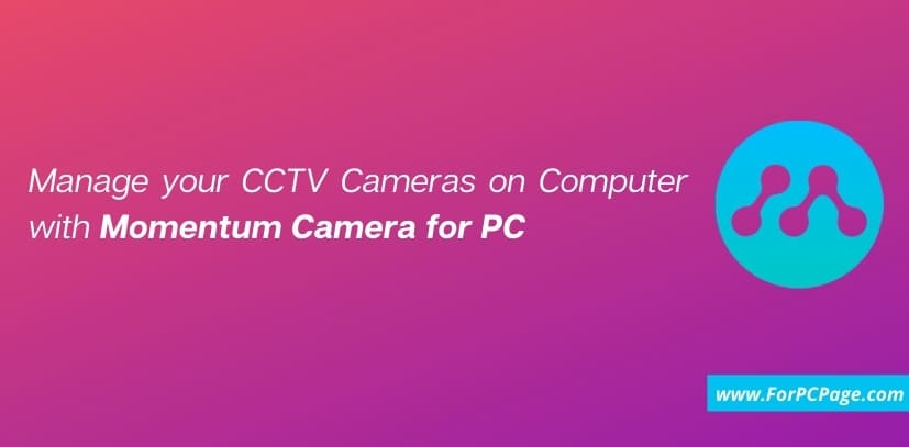 Download Momentum Camera for PC