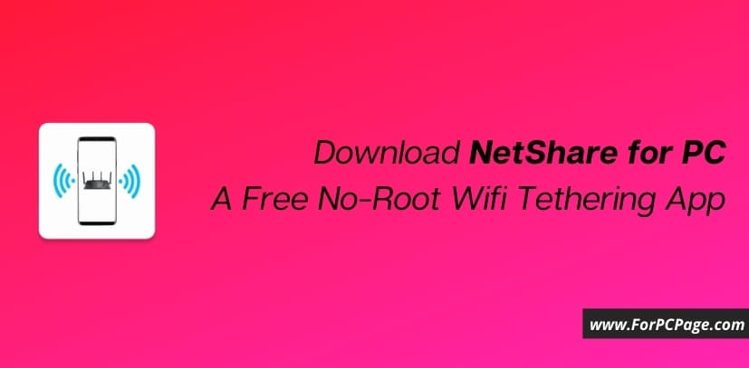 Download NetShare for PC